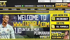 Topbola adalah salah satu Bandar Bola yang ada di Indonesia
