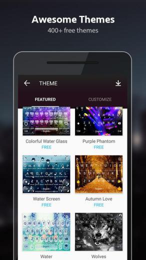 TouchPal Emoji Keyboard Premium v6 1 4 4 APK MOD HACKS ~ APK MOD HACKS
