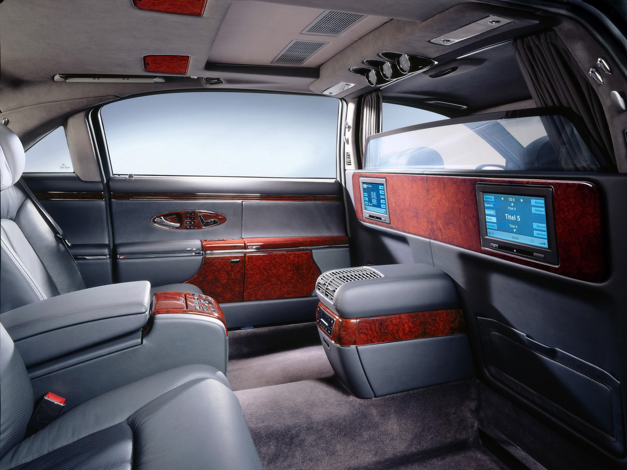Passion For Luxury Maybach 62 Excellence Refined