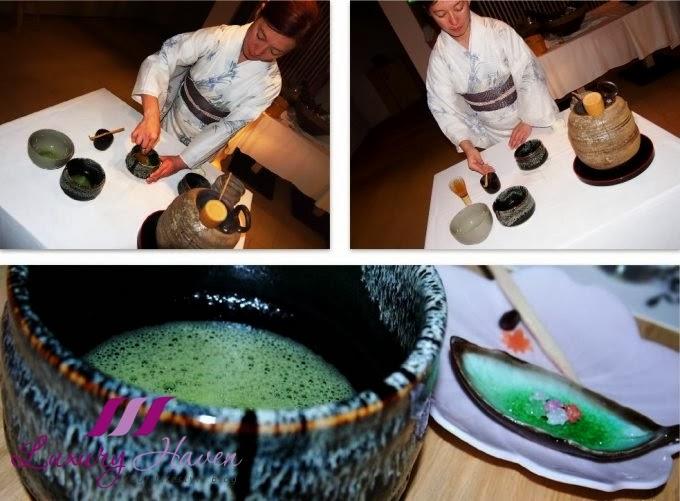 underground supperclub hashi japanese restaurant tea ceremony