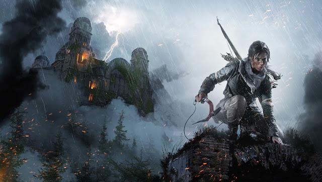 رسميا الإعلان عن جزء Shadow of the Tomb Raider إبتداء من يوم الغد و تسريب موعد إصداره ...
