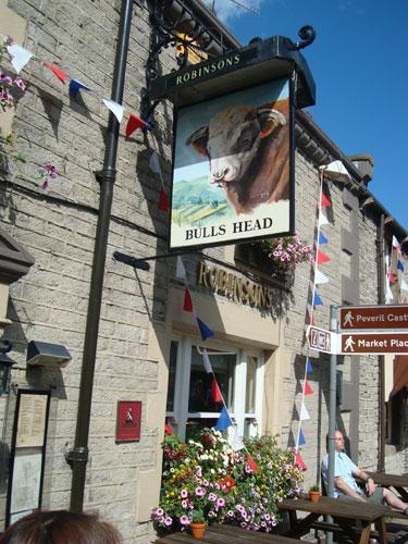 Bull's Head Castleton, Derbyshire