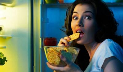 kebiasaan buruk yang bisa bikin gemuk