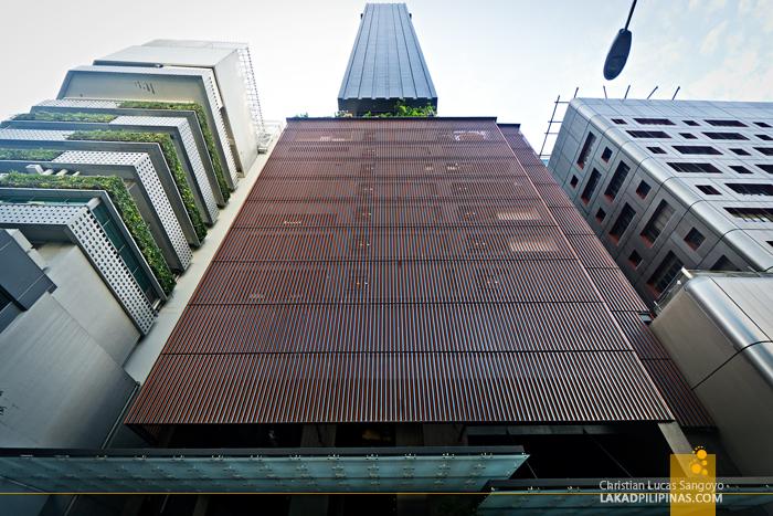 YOTEL Singapore Building