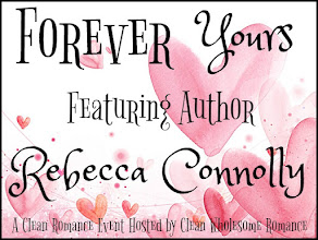 Forever Yours Clean Romance Event featuring Rebecca Connolly – 5 February