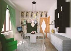 Attractive Dining Room Interior