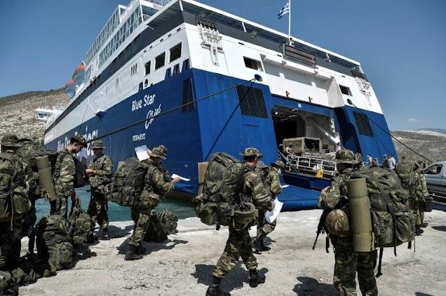 Καστελόριζο: Η απάντηση της Αθήνας στην Άγκυρα για τους στρατιώτες στο νησί