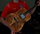 Kurs gitarowy dla początkujących - pozycja podczas gry na gitarze