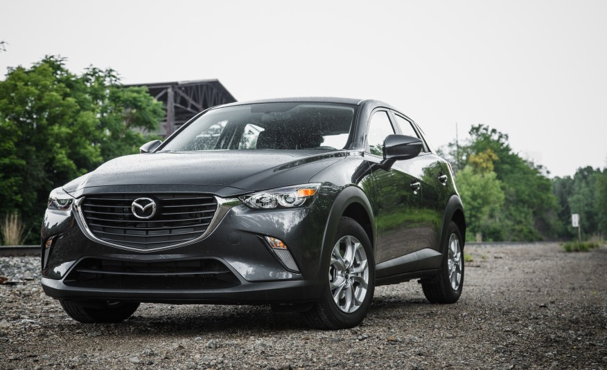 Mazda CX 3 2016 thực sự là một chiếc Crossover cỡ nhỏ chất lượng