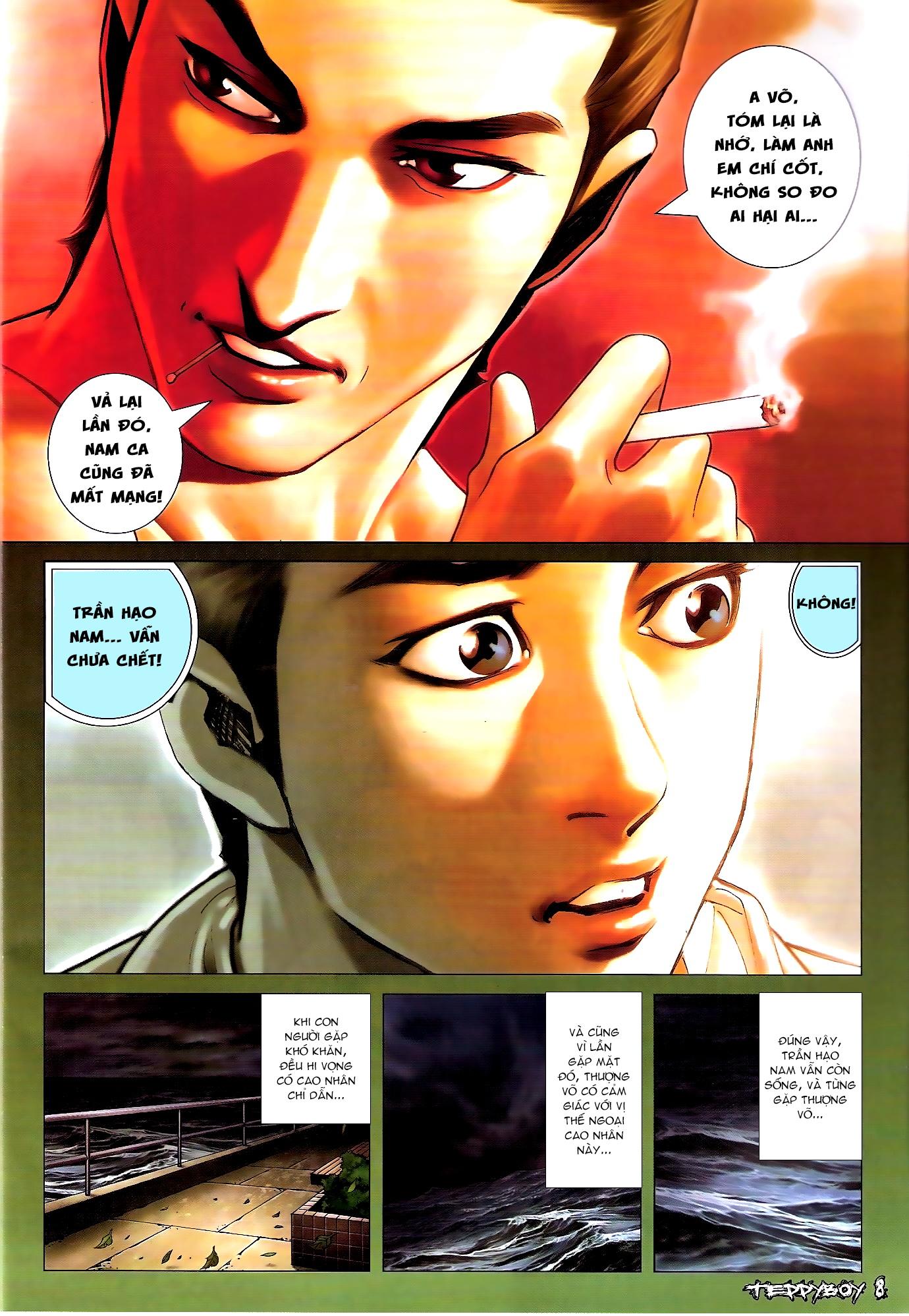 Người Trong Giang Hồ - Chapter 1305: Trước ngày quyết chiến - Pic 7