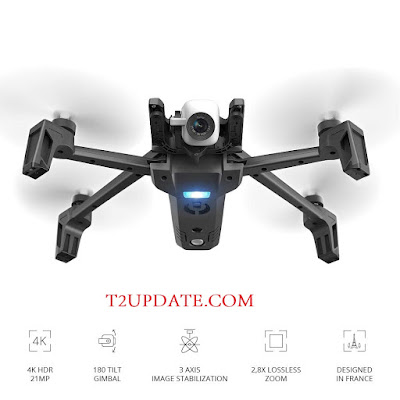 Parrot Anafi 4k hdr Drone T2update.com