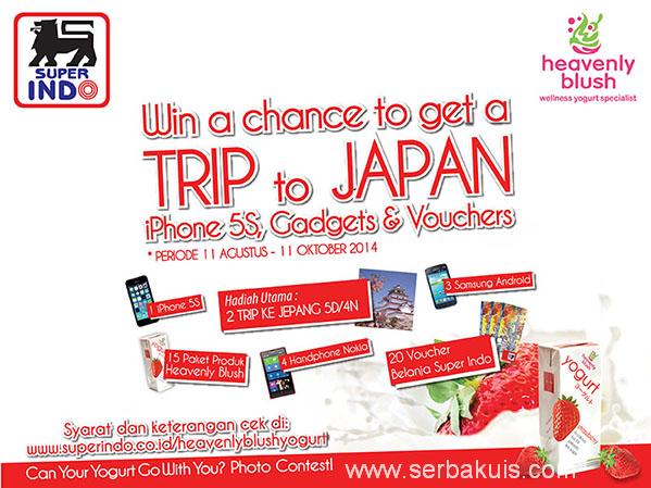 Kontes Foto Berhadiah Trip To Japan untuk 2 Pemenang