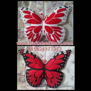 Bantal Kupu-kupu monarch