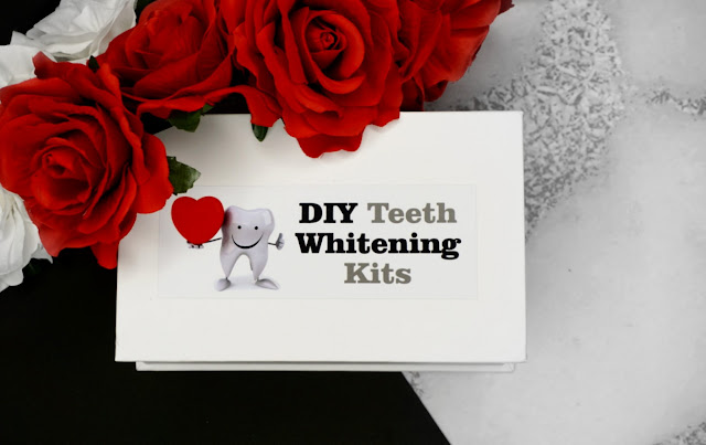 DIY TEETH WHITENING KITS review