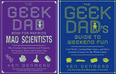 Geek Dad Books