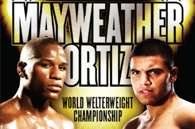Watch Mayweather vs Ortiz Live Stream Online
