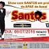 SHOW COM SANTOS DO RATINHO EM PROL DA APAE DE ASSAÍ, EM 09/07
