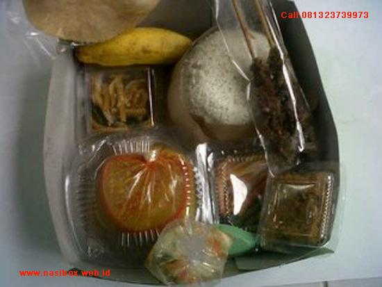 Nasi kotak aqiqah ciwidey