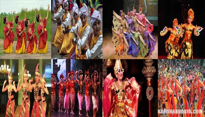 Inilah 10 Tari Kreasi Baru Indonesia Dan Daerah Asalnya Kamera Budaya