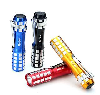 MECO mini LED flashlight