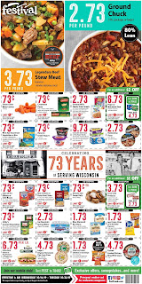 ⭐ Festival Foods Ad 10/16/19 ⭐ Festival Foods Flyer October 16 2019