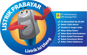 Listrik Prabayar dan Pascabayar