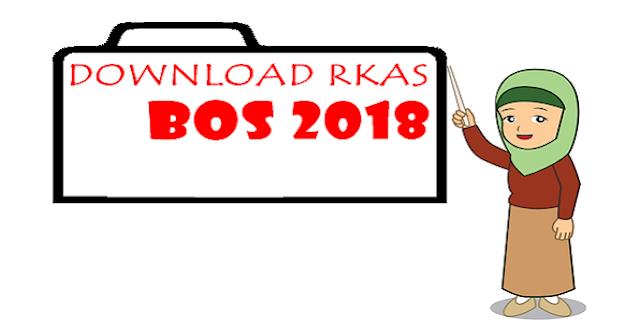 Aplikasi RKAS BOS 2018 Terbaru