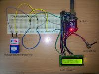 How to Make a DC Voltmeter using Arduino