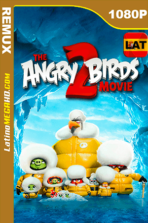 Angry Birds 2: La Película (2019) Latino HD BDRemux 1080P ()