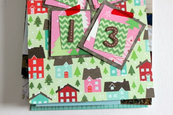 Make a Christmas Card Book every year so you always have those holiday memories easily accessible.