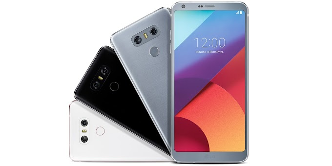 Get the LG G6 for $330 at B&H