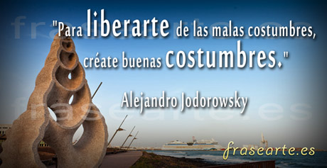 Frases para la vida Alejandro Jodorowsky