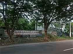 Disewakan tanah di Bali Bypass Ngurah Rai