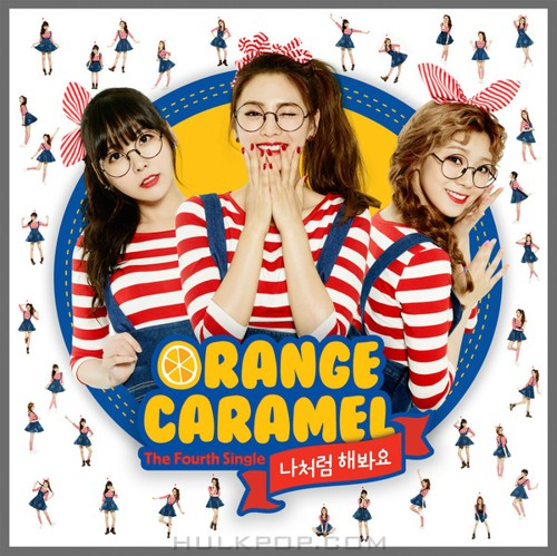 Orange Caramel – The Fourth Single 'My Copycat' (ITUNES PLUS AAC M4A)
