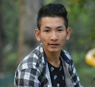 Anuskar Puskar Gurung,nepali poet,kalimpong