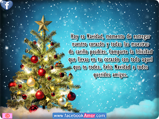 hoy es navidad, momento de entregar nuestro corazón