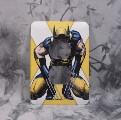 Wolverine Outlet Cover