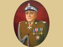 WW2  Commander of Battalion Chlopskie Franciszek Kaminski