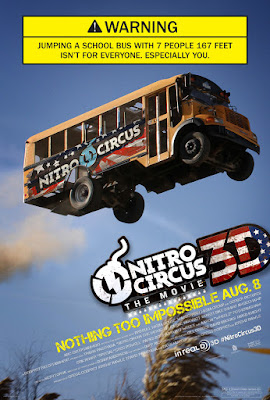 Nitro Circus: The Movie Poster