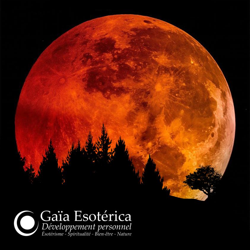 Correspondances et symbolisme des phases lunaires ga a - Date lune rousse 2017 ...