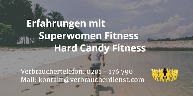 Superwomen Fitness | Hard Candy Fitness | Erfahrungen