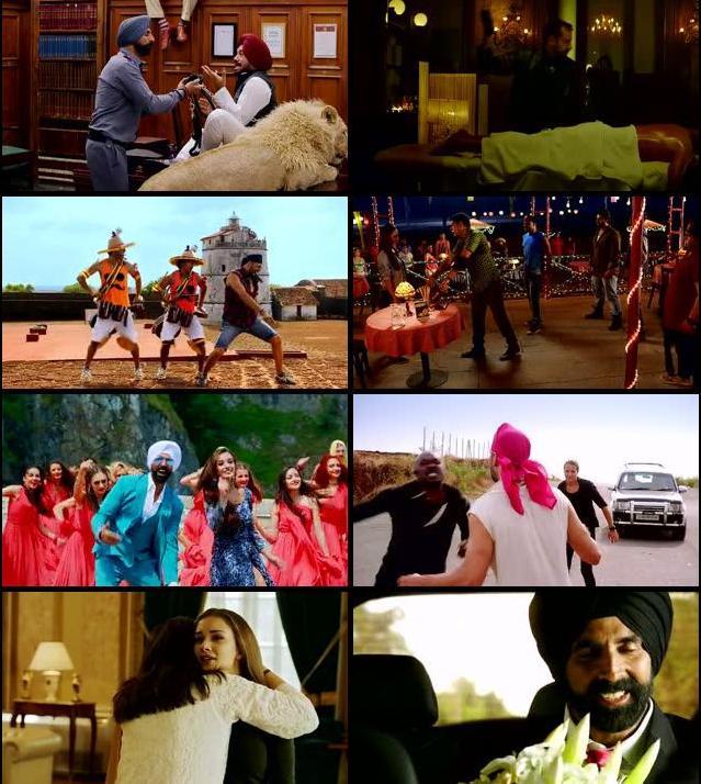 Singh Is Bliing 2015 Hindi DVDRip