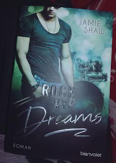 "Rezension ""Rock My Dreams"" von Jamie Shaw"
