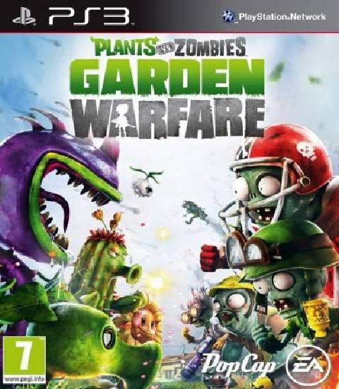 Plants Vs Zombies Garden Warfare Ps3 Ps4 Ps2