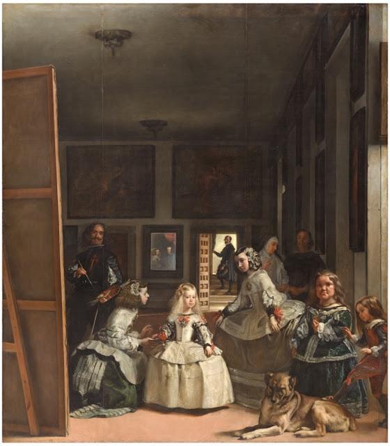 Las Meninas – Diego Velázquez