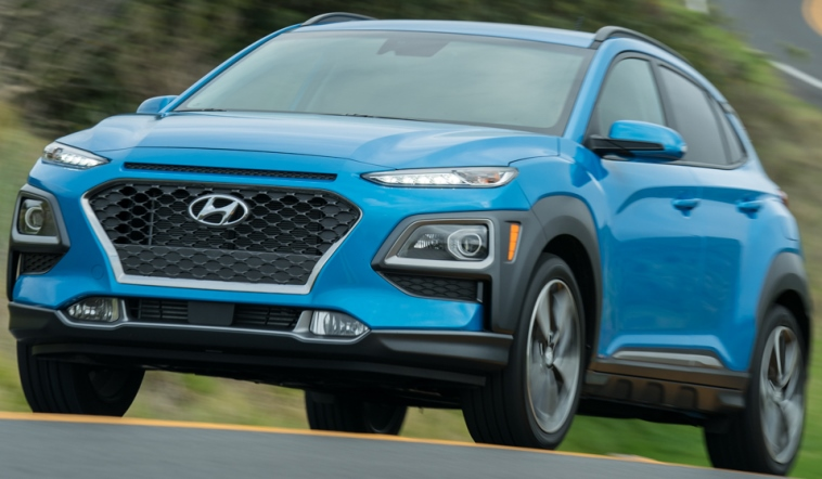 Saxton On Cars 2019 Hyundai Kona Electric Crossover Starts Under 30 000 With Tax Credit
