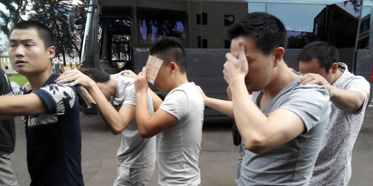 148 WNA China Hanya di Pulangkan ke Negaranya, Yono: Hukum Kurang Tegas