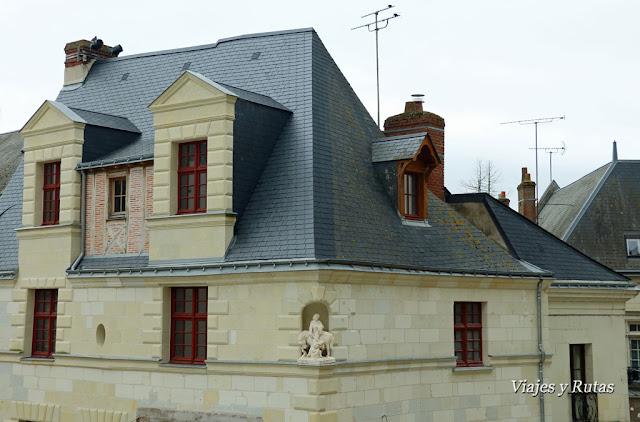 Casa de Langeais, Valle del Loira, Francia