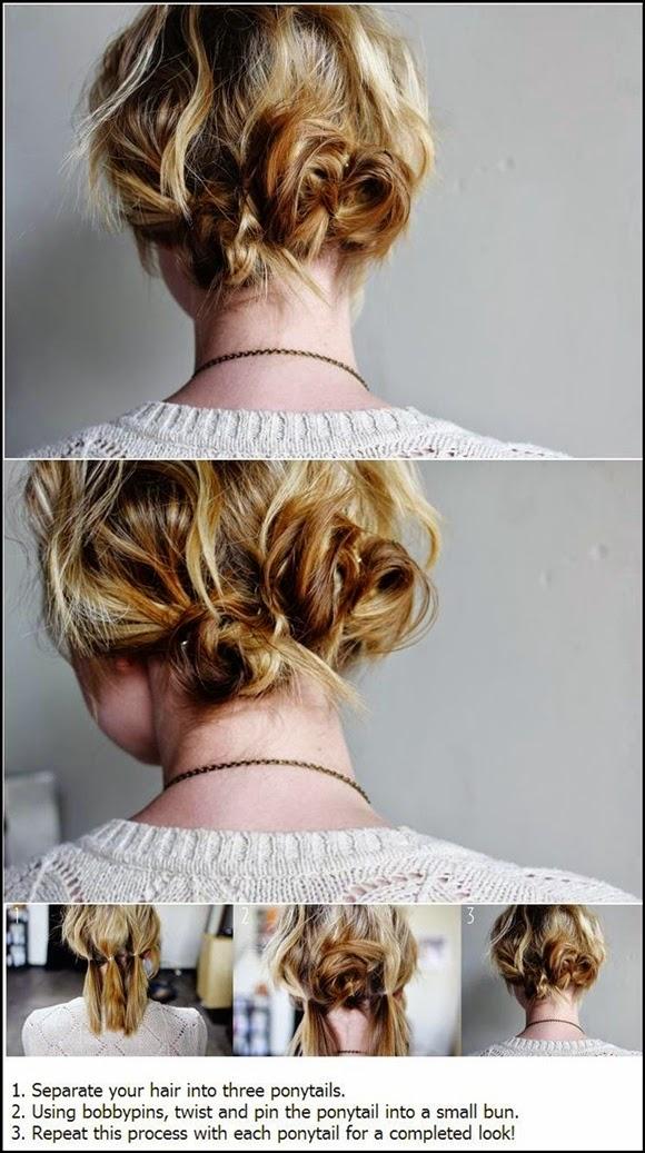 hair tutorials for short hair - photo #28
