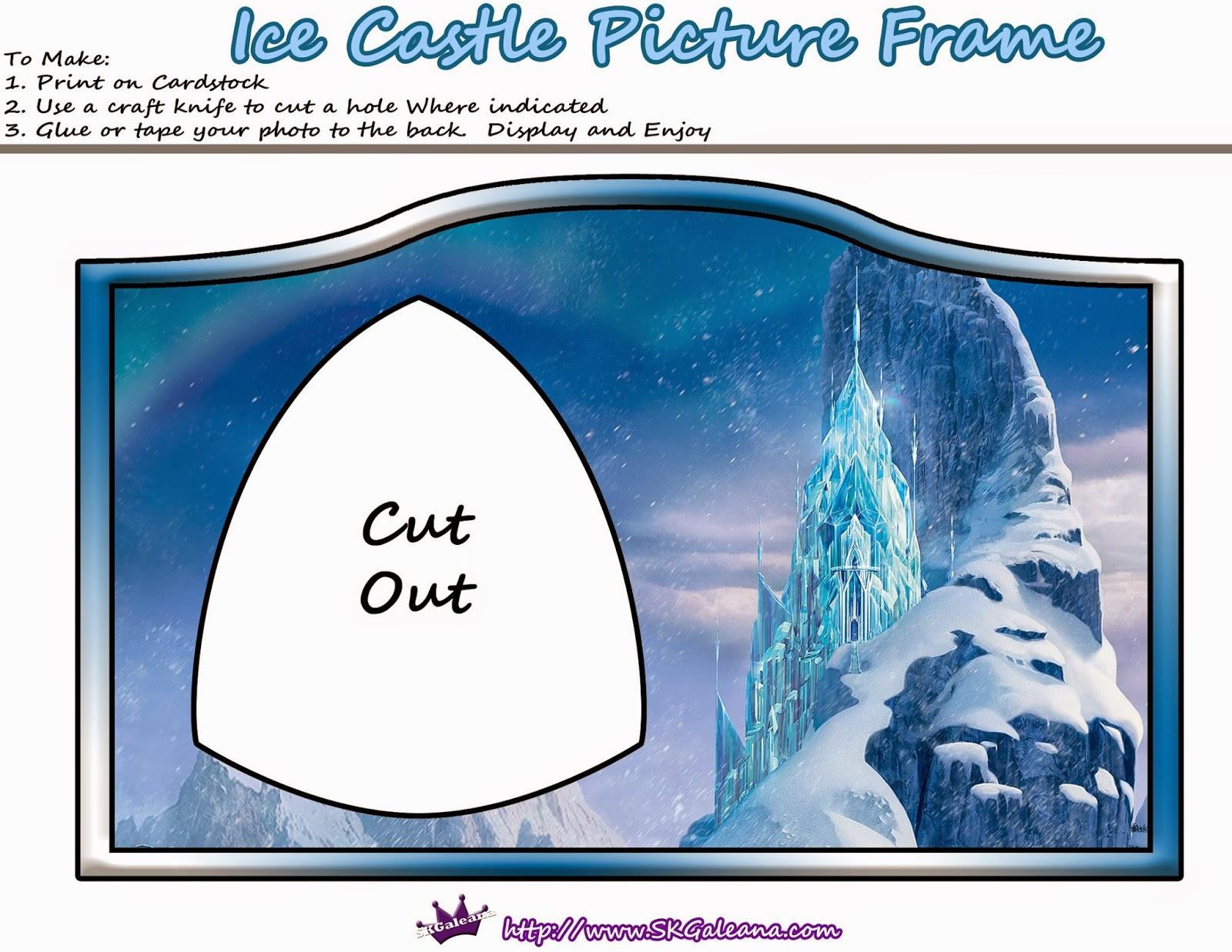 Ice Castle.